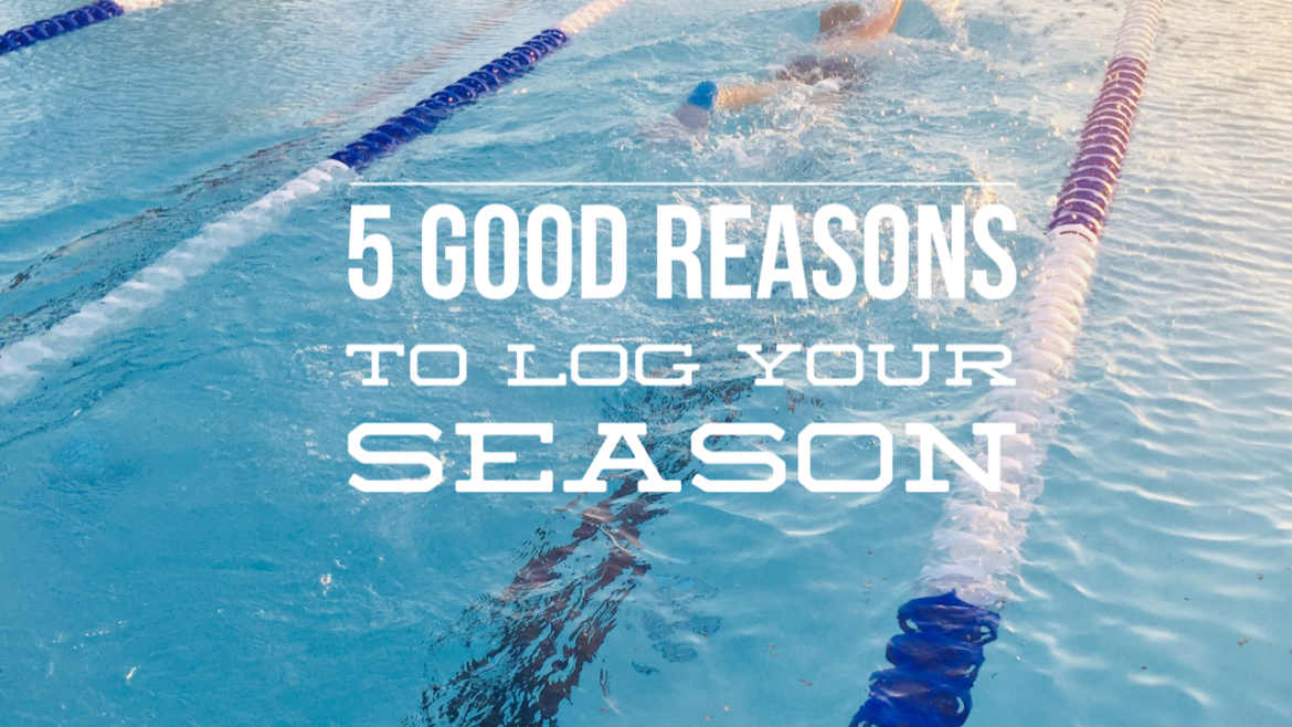 5 Good Reasons to Log Your Season